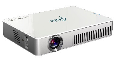 Android Projector with WiFi and battery